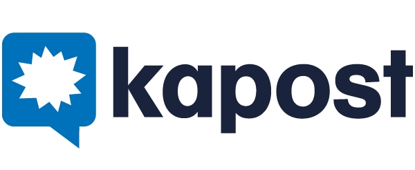 The Kapost Logo