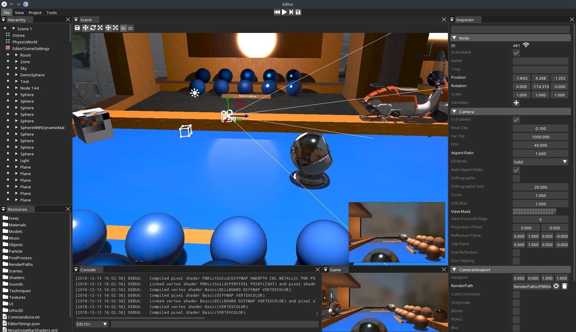 NuGet Gallery | rbfx Urho3DNet 0 0 1-alpha
