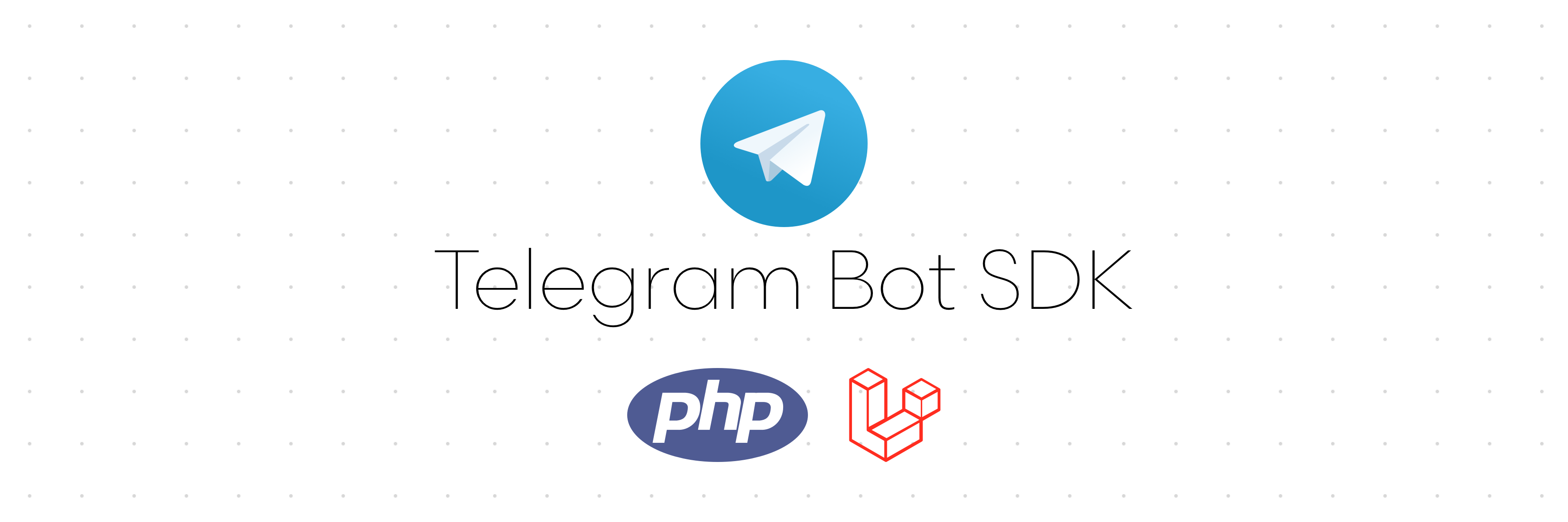 Laravel Package for Telegram Bot SDK