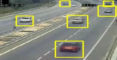 Opencv Car Speed Detection Python