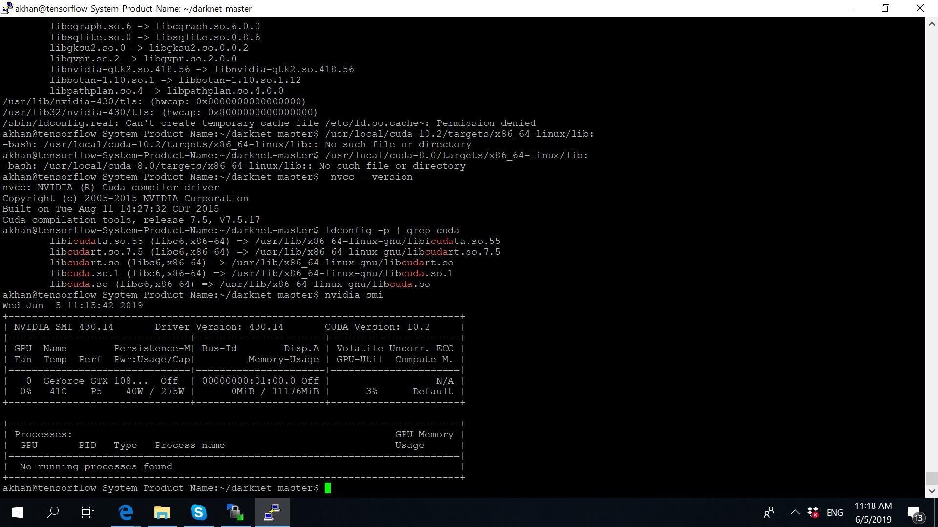 install darknet