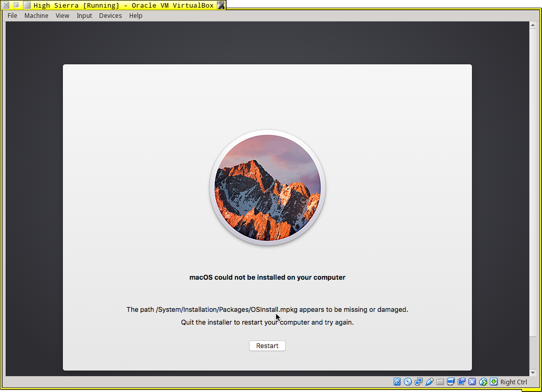 High Sierra 10 13 · Issue #28 · geerlingguy/macos-virtualbox-vm · GitHub
