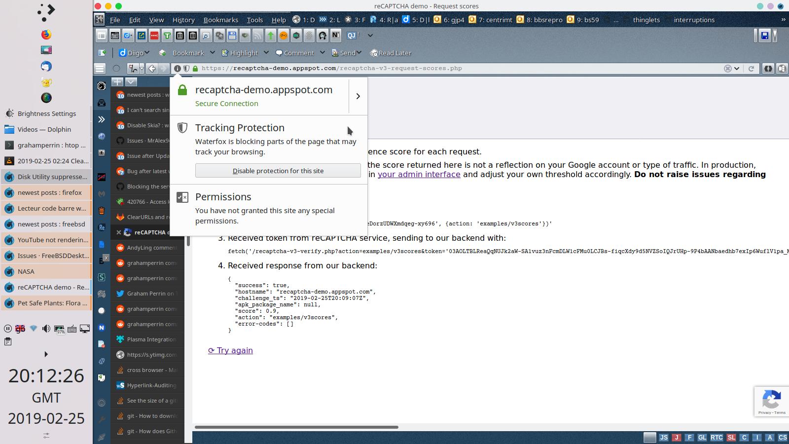 Recaptcha Solver Firefox