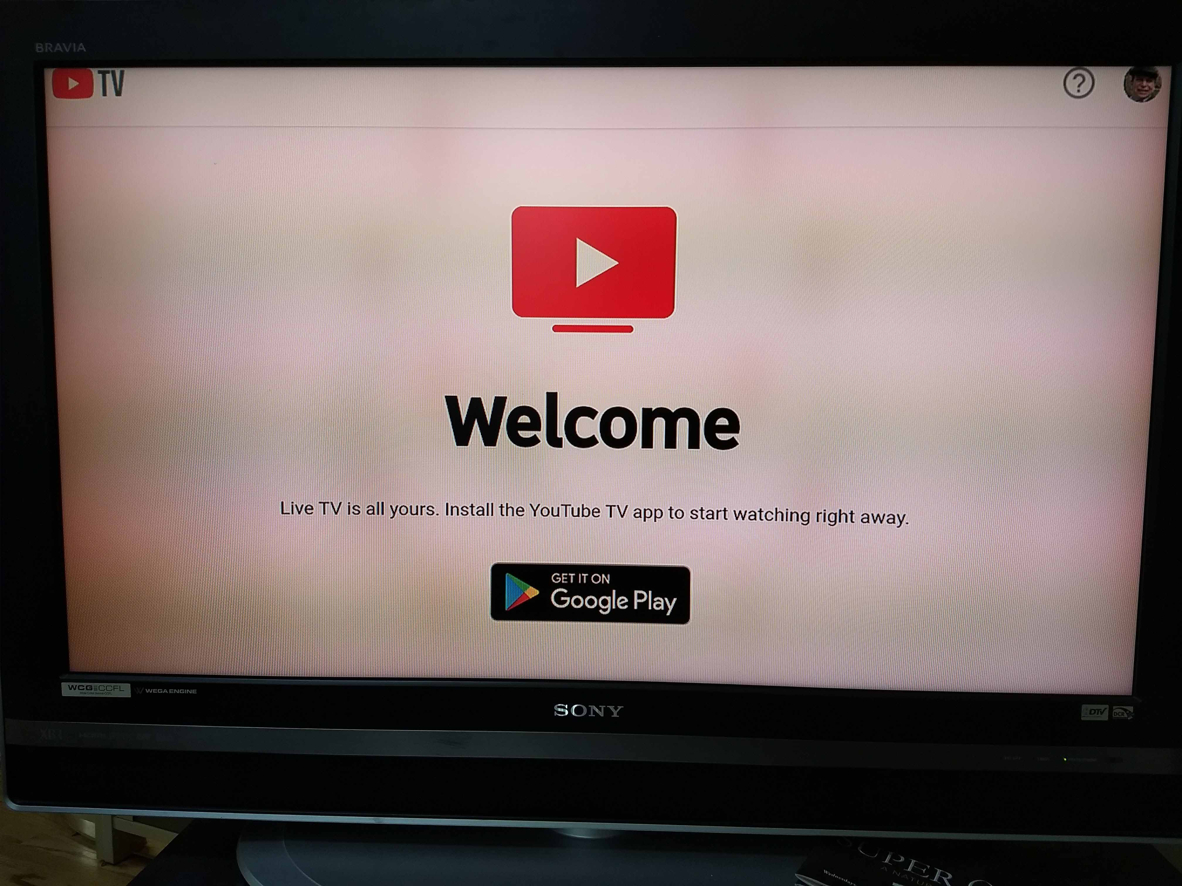 FireFox For Fire TV 2 1 2 does not support YouTube TV paid