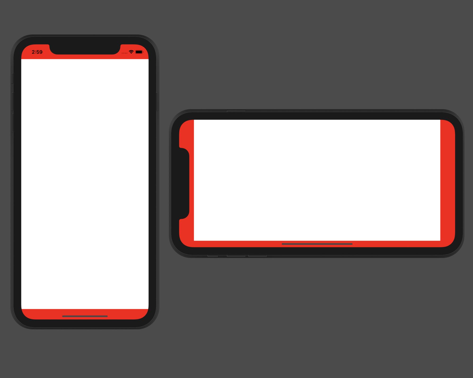 SafeArea iOS