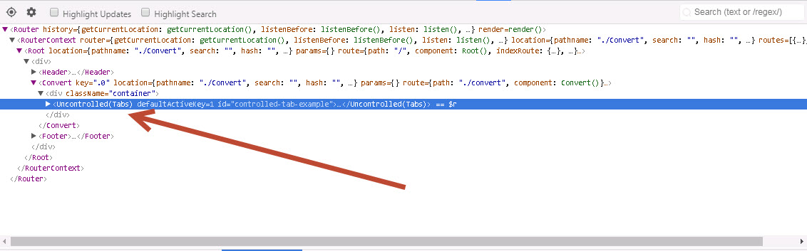 chrome component not updated fix (chrome //components)