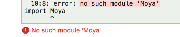Xcode 10/Cocoapods: No such module 'Moya' · Issue #1741 · Moya/Moya