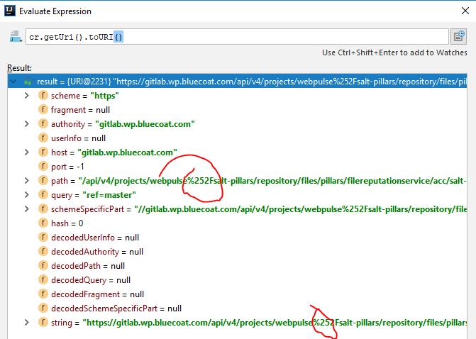 Problem encoding