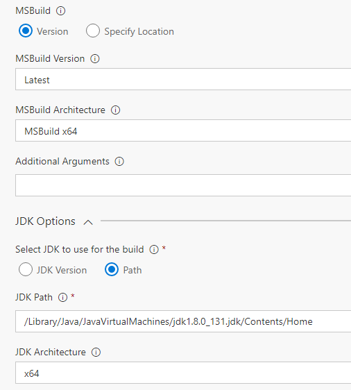 Xamarin Android build error related to proguard · Issue