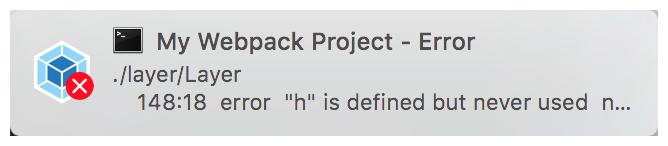 webpack-build-notifier-error