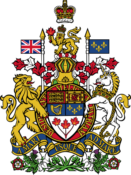 This is a good article. Follow the link for more information. Arms of Canada