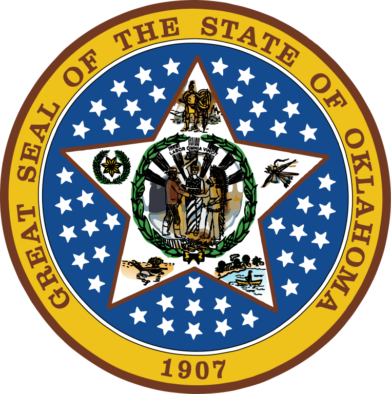 Coat of Arms of Oklahoma