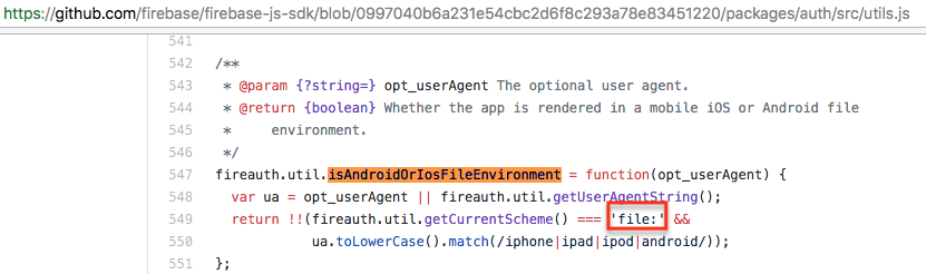 Cant make firebase auth works on cordova  Error: 403