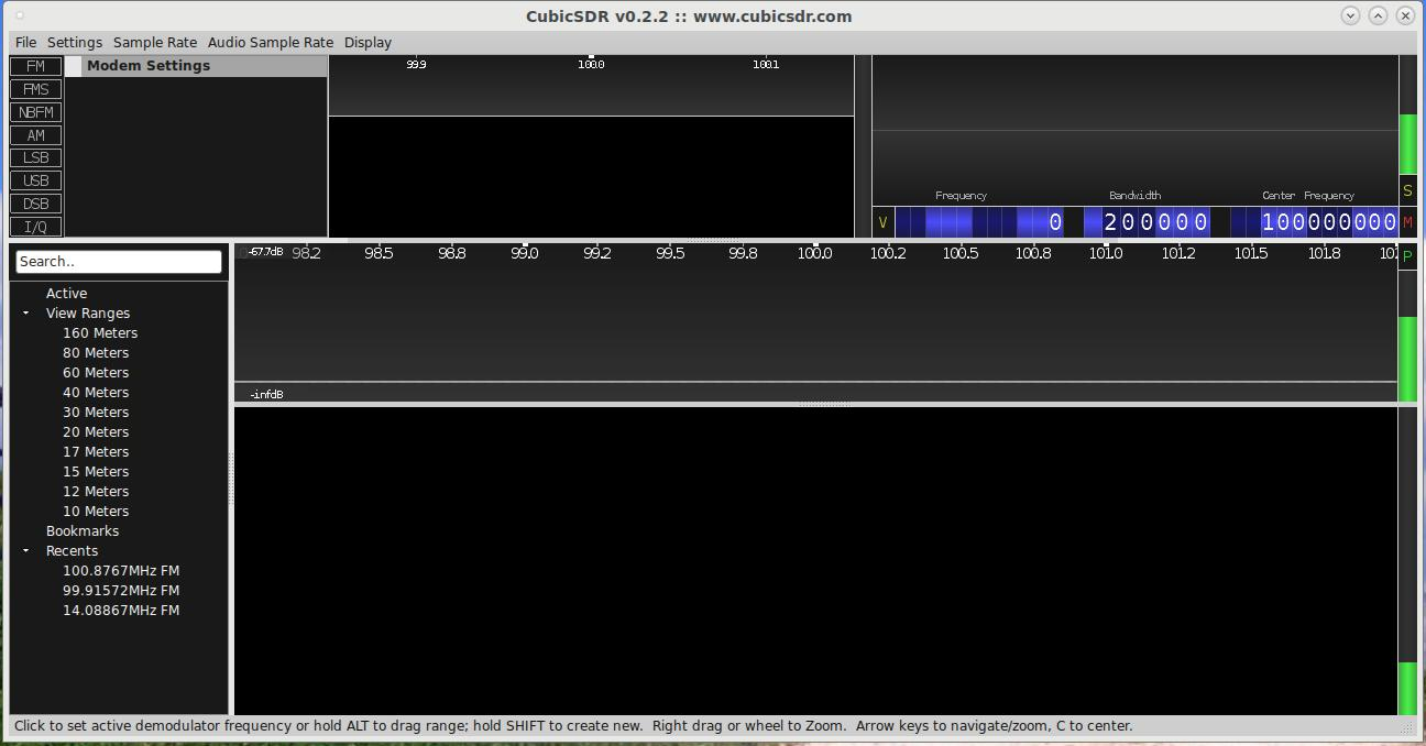 Solved: CubicSDR + Arch Linux + SDRplay RSP2 · Issue #586 · cjcliffe