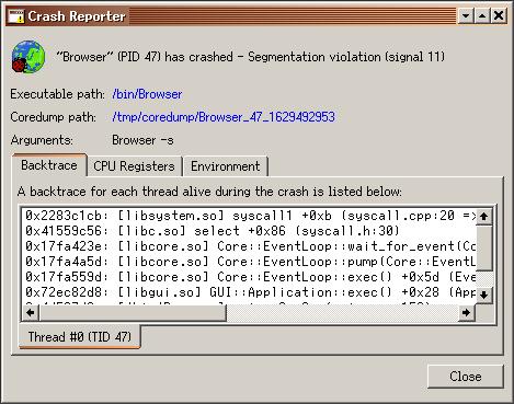 Screenshot as of August 2021