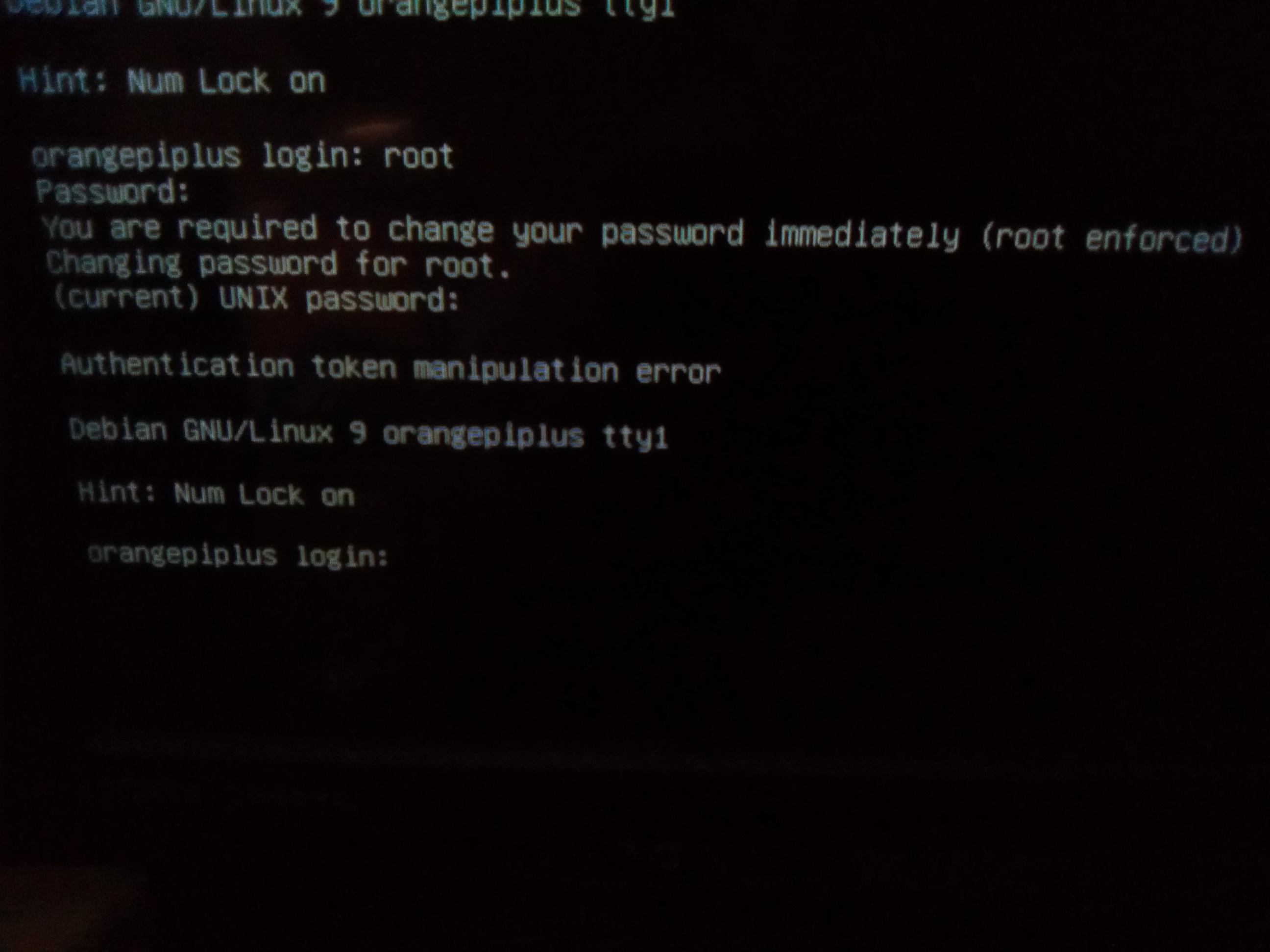 Authentication token manipulation error · Issue #25