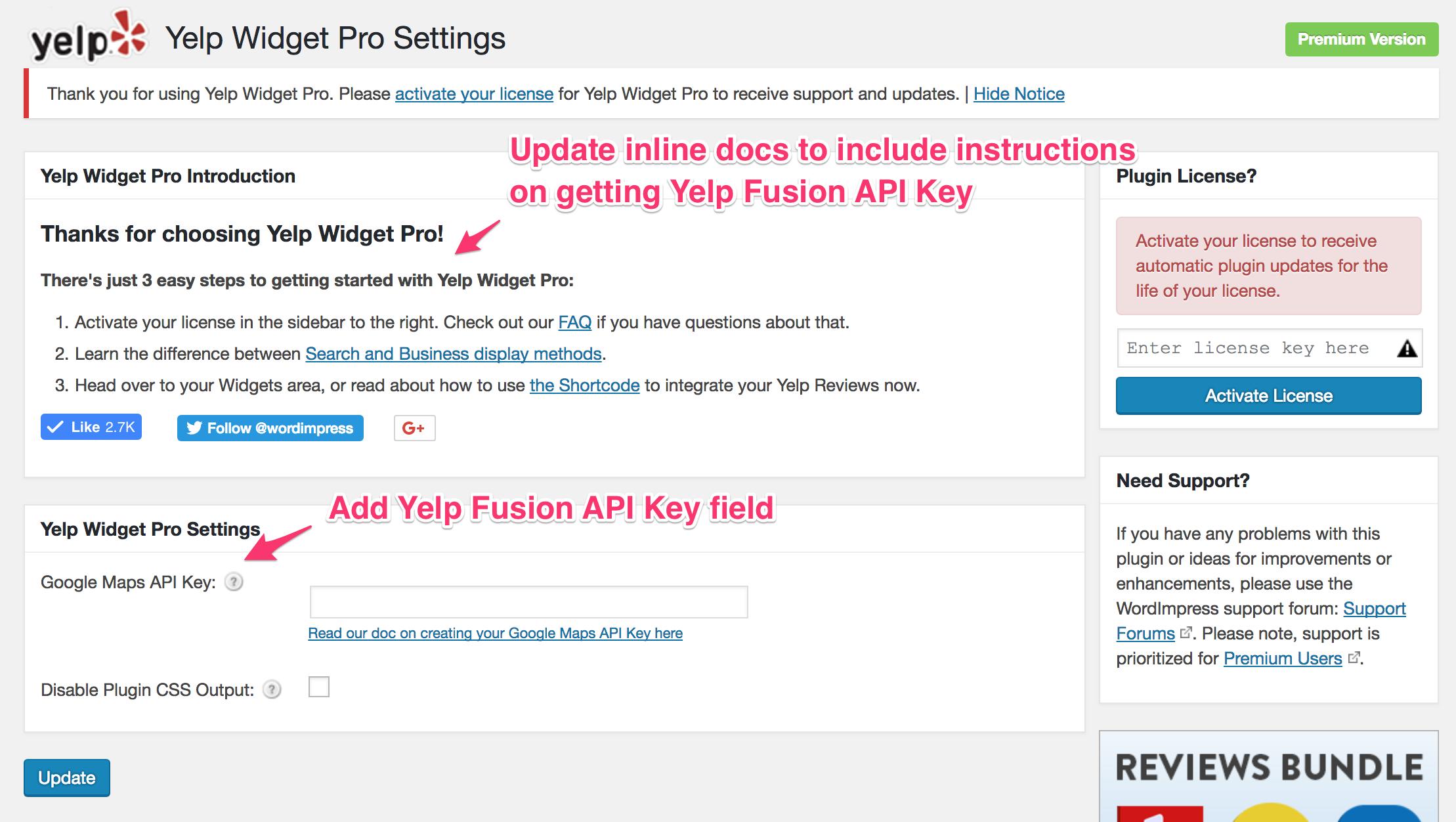 Update plugin to use Yelp Fusion API · Issue #30 · impress