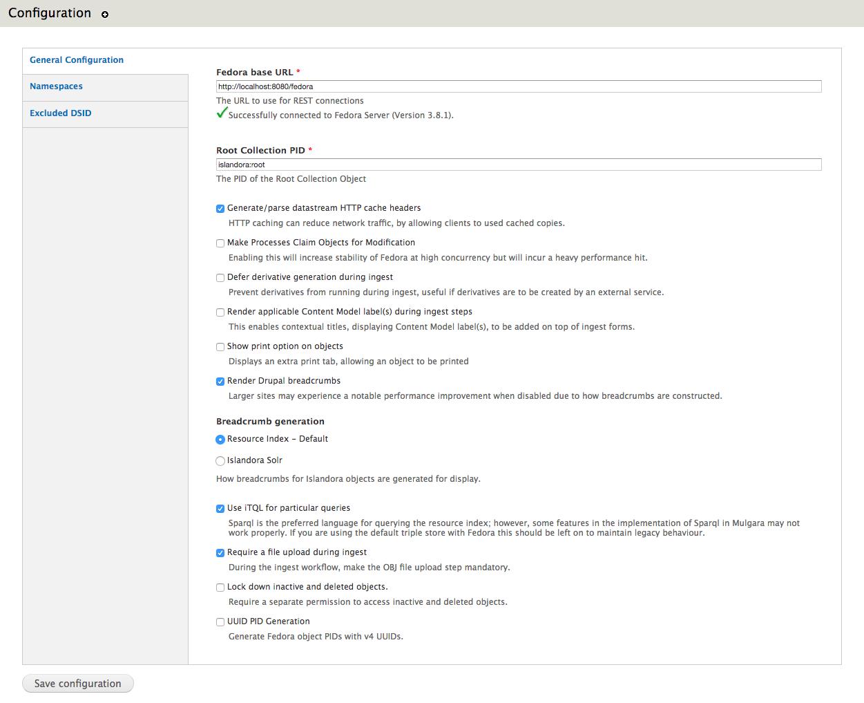 GitHub - Islandora/islandora: A Drupal module for browsing