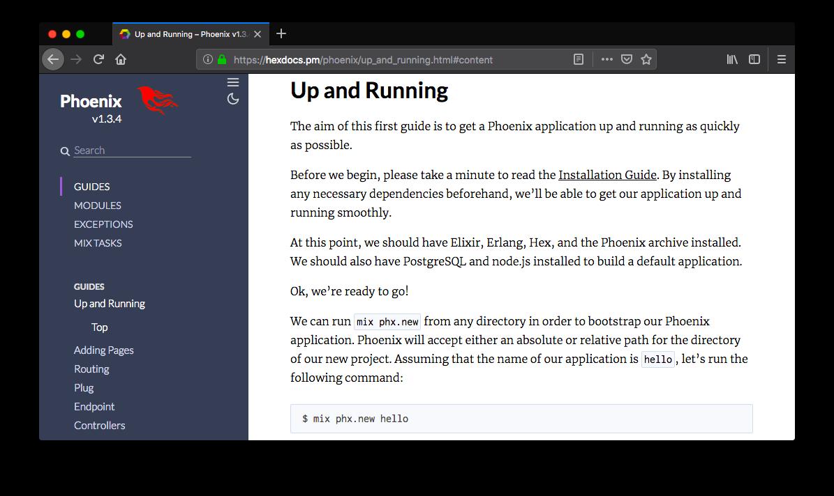 GitHub - dwyl/learn-phoenix-framework: Phoenix is the web framework