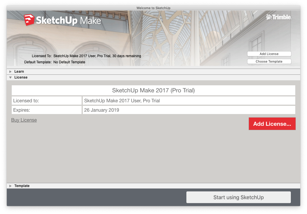 Sketchup 2019 License Key And Authorization Code