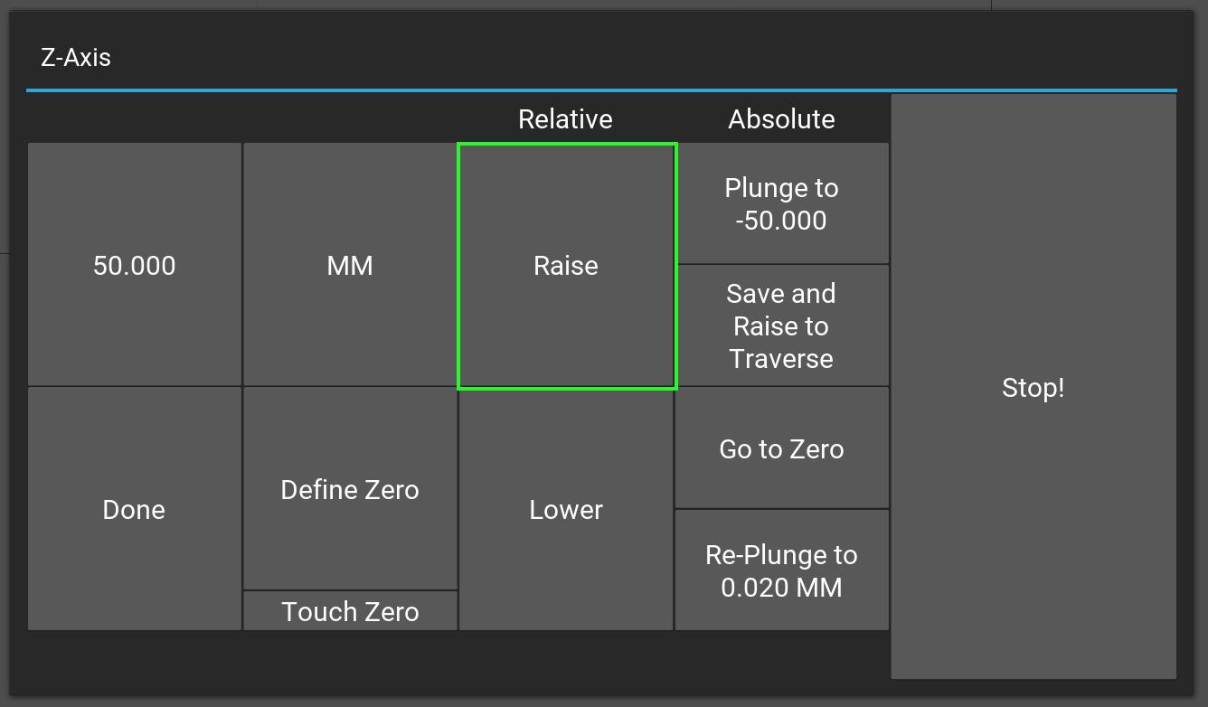 maslow-z-axis-raise