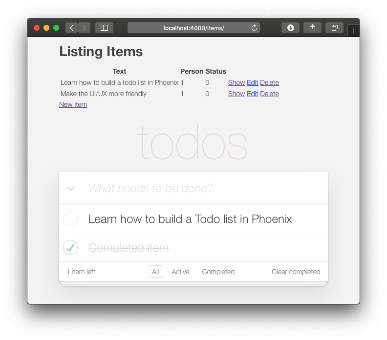 items-with-todomvc-css
