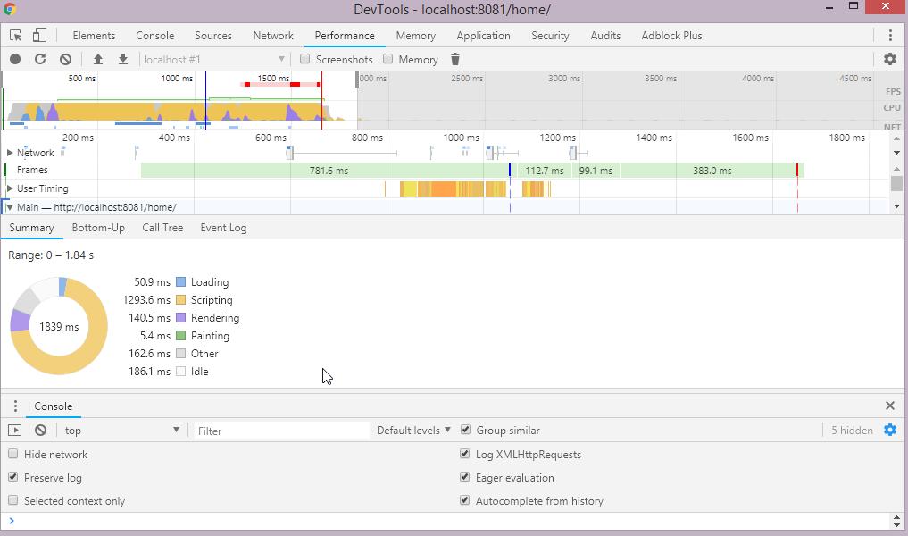 Loading home page seems very slow · Issue #5311 · pymedusa/Medusa