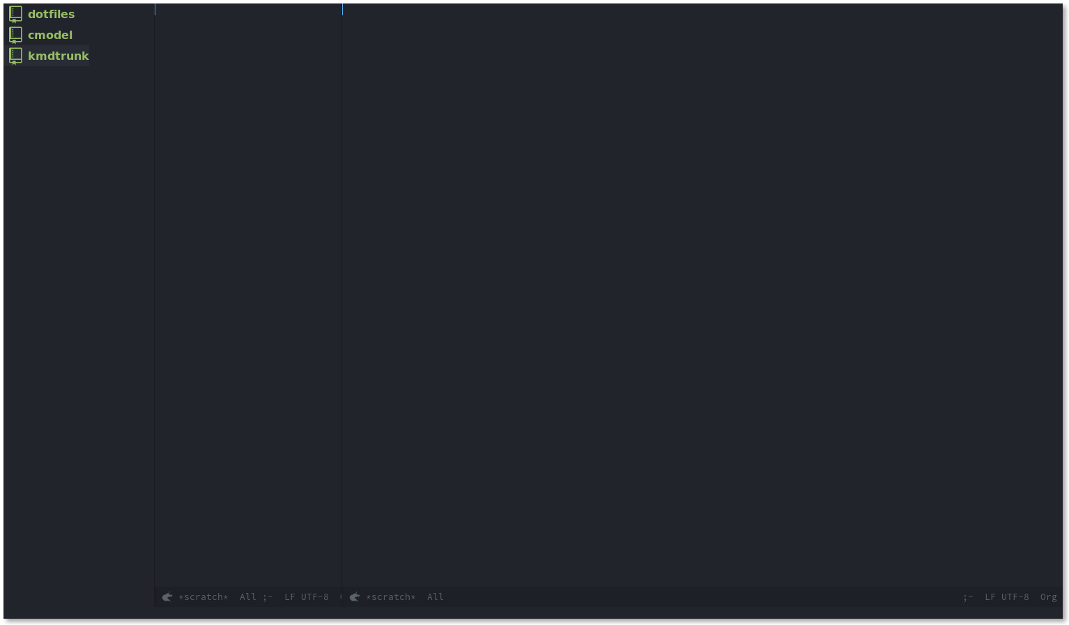 Treemacs window is not resizable (gui) · Issue #41