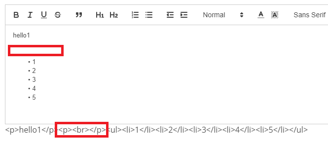 New line added on edit mode · Issue #357 · KillerCodeMonkey/ngx