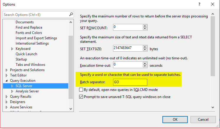 t-sql exec results into variable