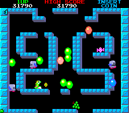 Bubble Bobble: Lost Cave