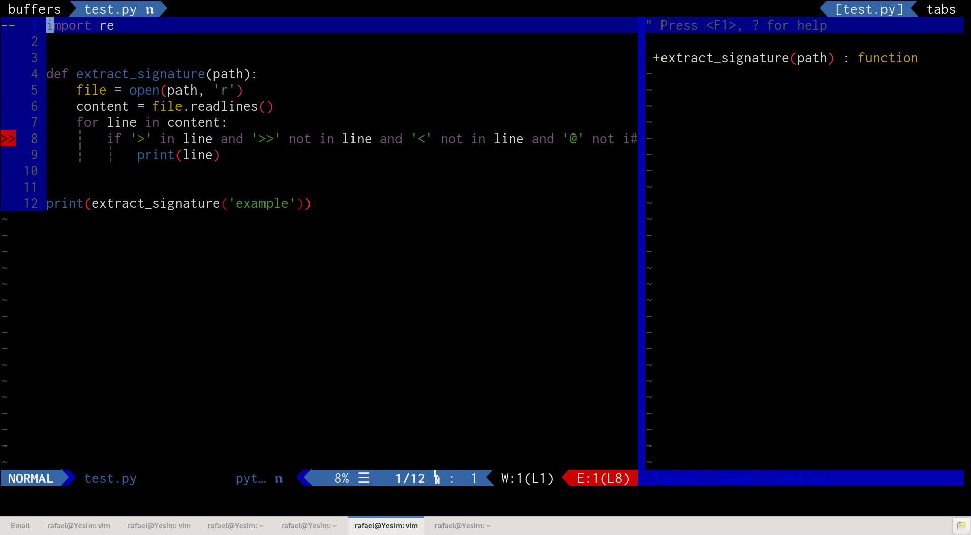 Color scheme Base16 · Issue #10 · jarolrod/vim-python-ide