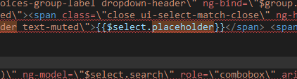 Feature] Change Placeholder Text to InnerHTML · Issue #2084