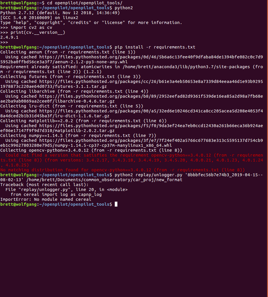 unlogger py Syntax error · Issue #14 · commaai/openpilot