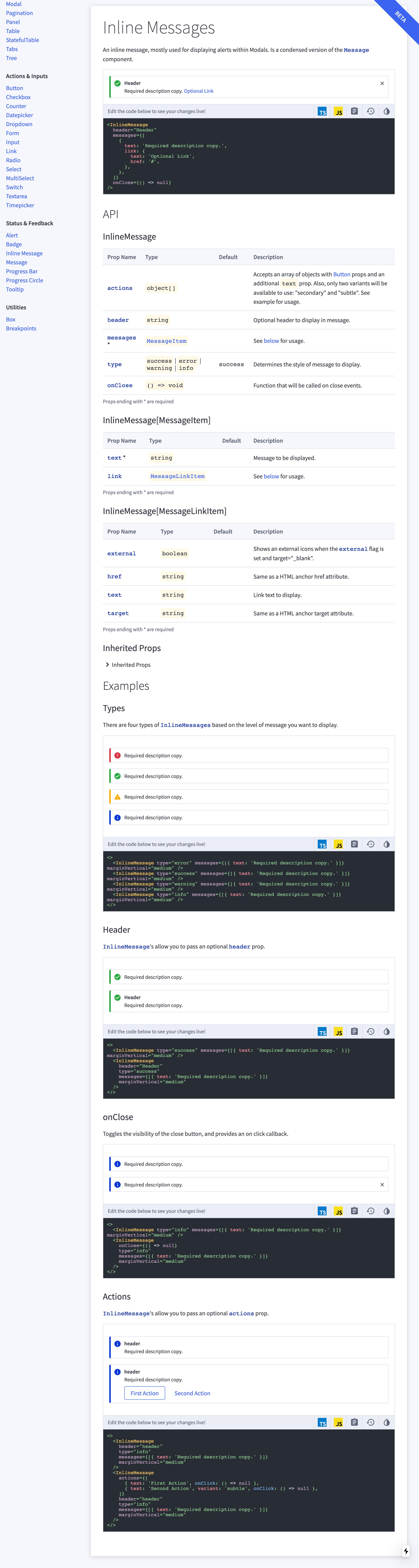 inline-message