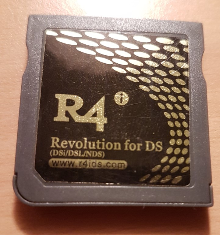 R4i Gold rev4 (r4ids com) · Issue #40 · ntrteam/flashcart_core · GitHub