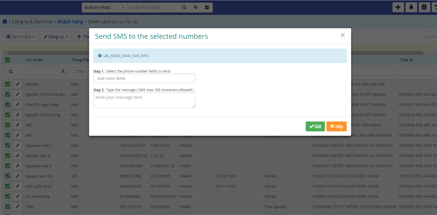 Sms Providers