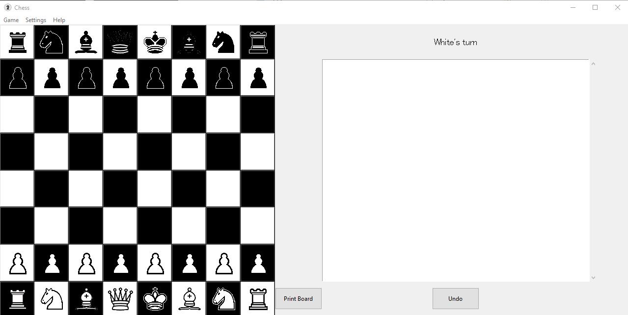 GitHub - RodrigoPenedo/Chess-Project: Chess made in python