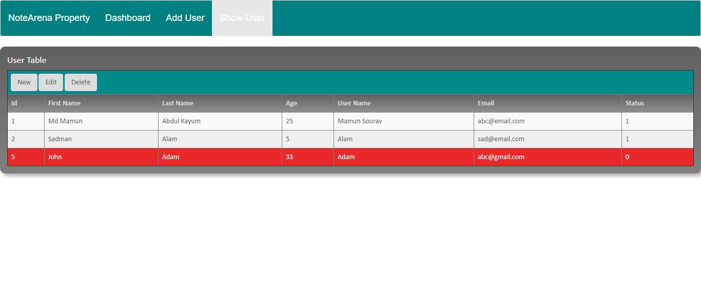 GitHub - Md-MamunAbdulKayum/Spring-MVC-CRUD-form-submit-and-ajax