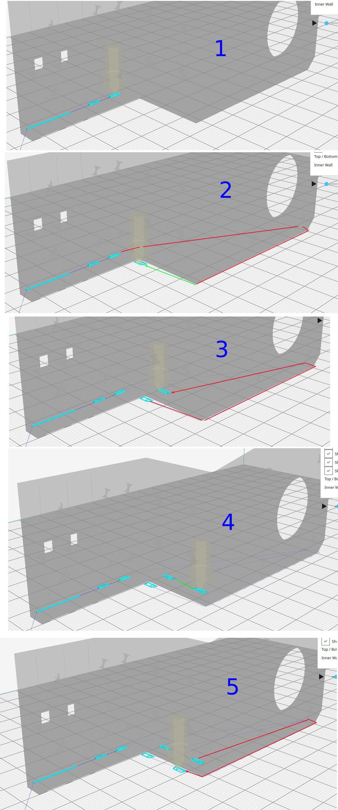 Cura makes too many movements · Issue #4287 · Ultimaker/Cura