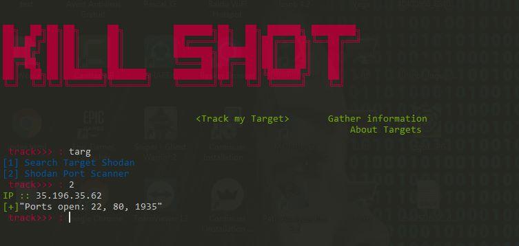 GitHub - bahaabdelwahed/killshot: A Penetration Testing