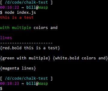 chalk-output