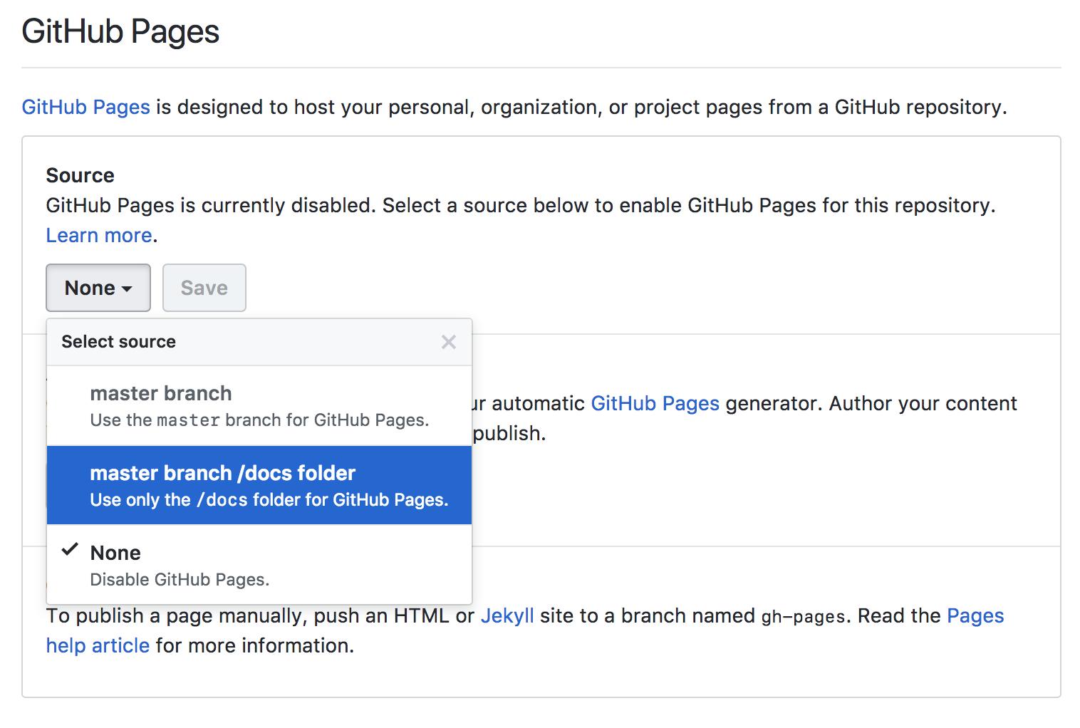 pages-configuration
