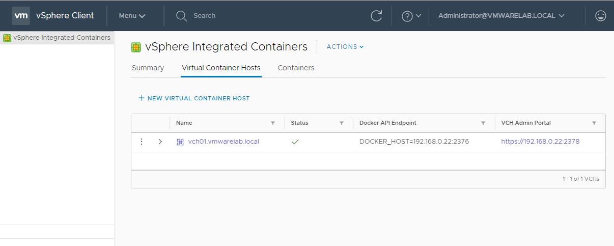 Unable to see any content in the vCenter VIC Plugin UI · Issue #299 ...