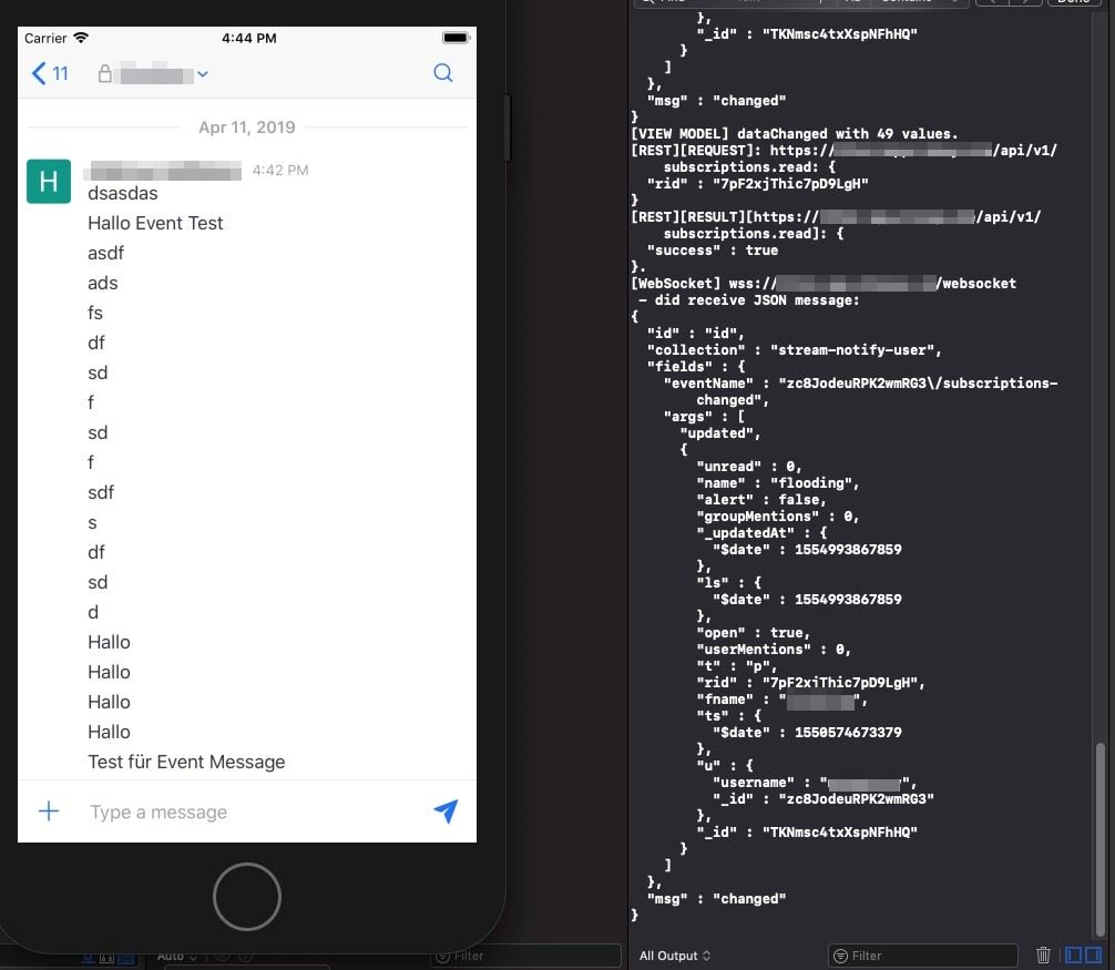 RealTime API stream-notify-user/message event · Issue #13904