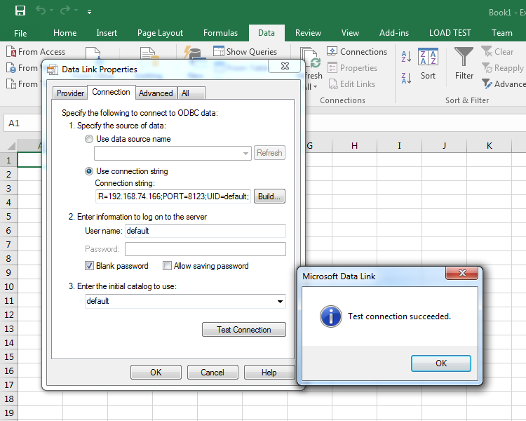 Excel + ODBC · Issue #31 · yandex/clickhouse-odbc · GitHub