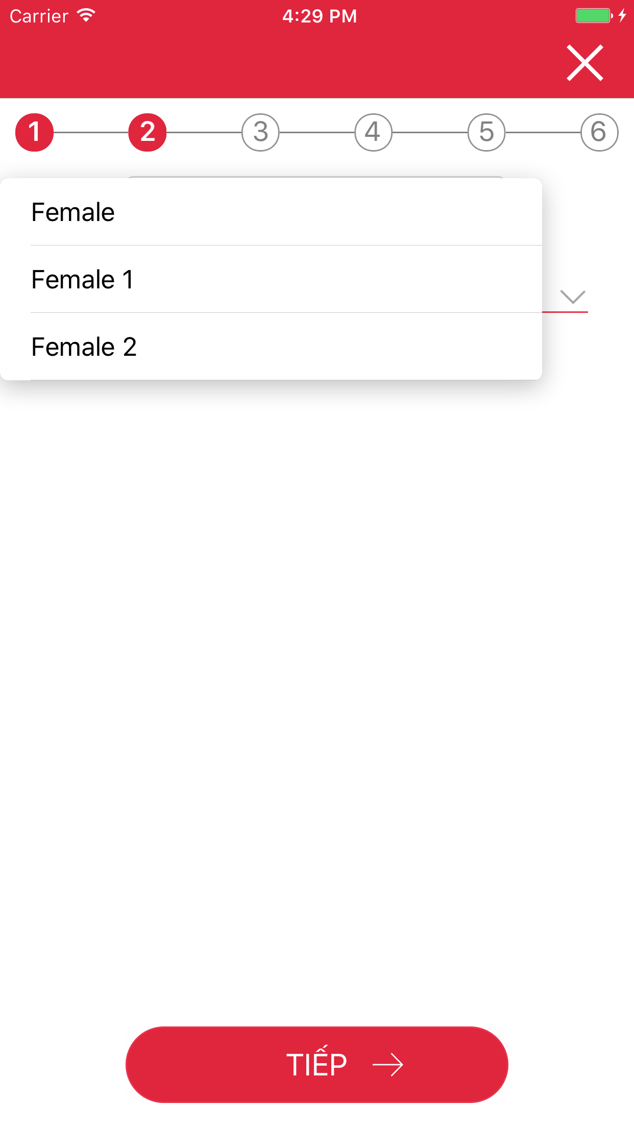 Dropdown view position is at wrong position when combobox is not a