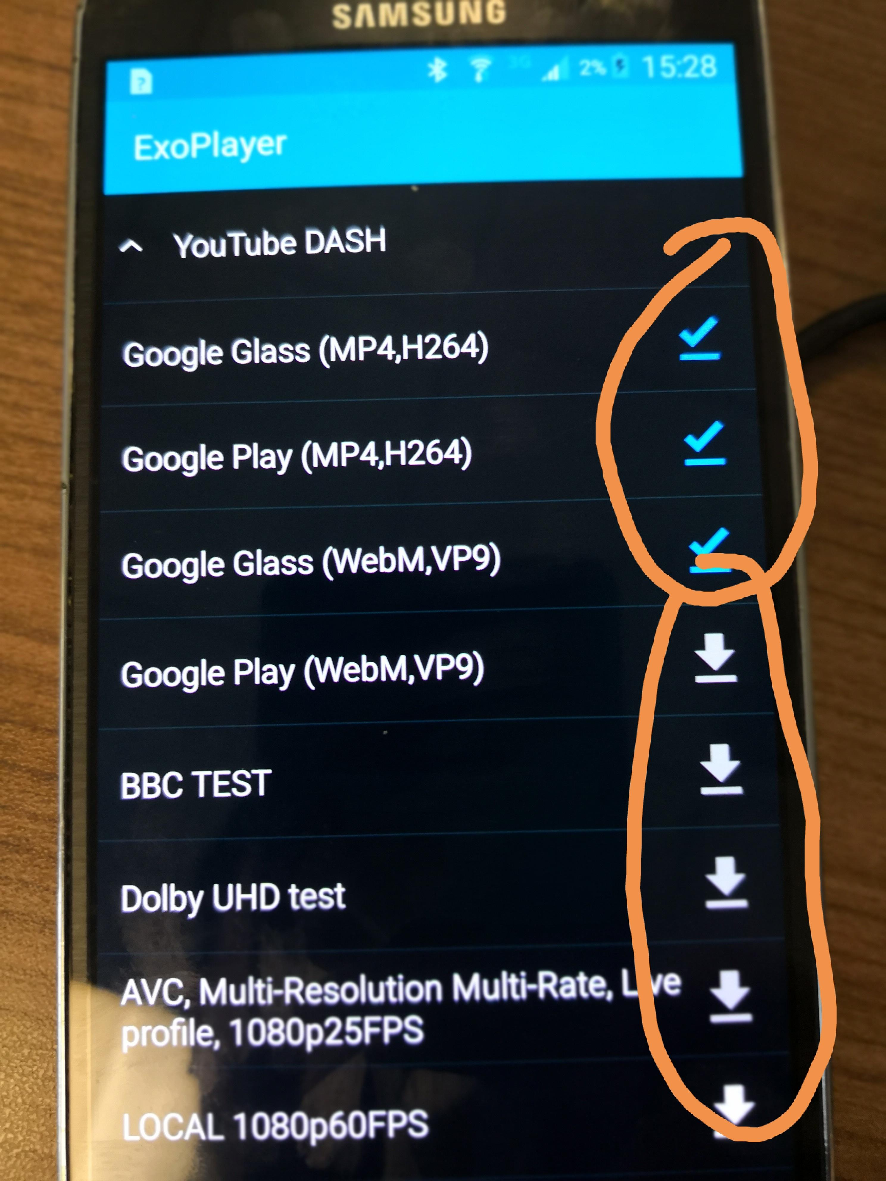 Question: is it possible to play a video while also downloading it