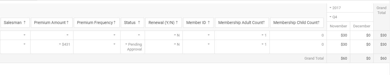 Pivot Grid - Excel Customisation (Header & Footer) · Issue