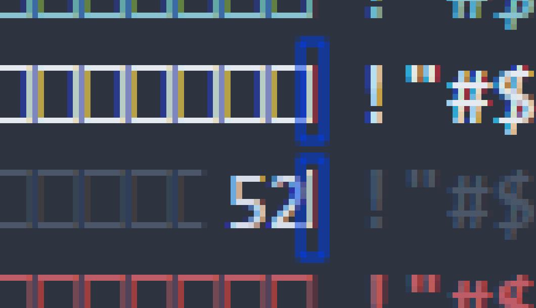 Vertical glitch in terminal (insiders / Windows) · Issue